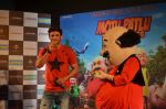 Sushant Singh Rajput supports Motu Patlu 3d film  on 8th Sept 2016 (4)_57d120477bd35.JPG