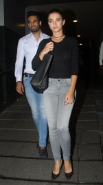 Upen Patel and Amy Jackson snapped on a dinner date at Hakassan on 7th Sept 2016 (1)_57d1106aee84e.JPG