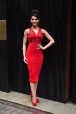 Urvashi Rautela during the launch of song Gal Ban Gayi in Mumbai on 7th Sept 2016 (22)_57d11f6f089fc.JPG