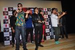 Urvashi Rautela, Vidyut Jamwal, Harmeet Singh, Sukhbir Singh and Manmeet Singh during the launch of song Gal Ban Gayi in Mumbai on 7th Sept 2016 (90)_57d11e572e079.JPG