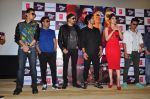 Urvashi Rautela, Vidyut Jamwal, Harmeet Singh, Sukhbir Singh and Manmeet Singh during the launch of song Gal Ban Gayi in Mumbai on 7th Sept 2016 (95)_57d11e58b843e.JPG