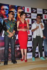 Urvashi Rautela, Harmeet Singh, Manmeet Singh during the launch of song Gal Ban Gayi in Mumbai on 7th Sept 2016 (75)_57d11f92d9e8f.JPG