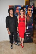 Urvashi Rautela, Vidyut Jamwal during the launch of song Gal Ban Gayi in Mumbai on 7th Sept 2016 (53)_57d11f9893a82.JPG