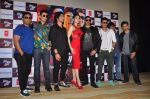 Urvashi Rautela, Vidyut Jamwal, Harmeet Singh, Sukhbir Singh and Manmeet Singh during the launch of song Gal Ban Gayi in Mumbai on 7th Sept 2016 (102)_57d11e5b60208.JPG