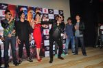 Urvashi Rautela, Vidyut Jamwal, Harmeet Singh, Sukhbir Singh and Manmeet Singh during the launch of song Gal Ban Gayi in Mumbai on 7th Sept 2016 (80)_57d11e8cc28ce.JPG