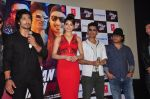 Urvashi Rautela, Vidyut Jamwal, Harmeet Singh, Sukhbir Singh and Manmeet Singh during the launch of song Gal Ban Gayi in Mumbai on 7th Sept 2016 (94)_57d11edae0242.JPG