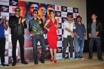 Urvashi Rautela, Vidyut Jamwal, Harmeet Singh, Sukhbir Singh and Manmeet Singh during the launch of song Gal Ban Gayi in Mumbai on 7th Sept 2016 (98)_57d11e9372b56.JPG