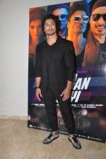 Vidyut Jamwal during the launch of song Gal Ban Gayi in Mumbai on 7th Sept 2016 (55)_57d11eee8c8e0.JPG
