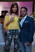 Beautrice,Nalin Gupta at the Autumn 16 launch at DLF Mall of India_57d2a012c1c34.jpg