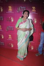 Bollywood singer Asha Bhosle during the musical concert Timless Asha organised by Zee Classsic on occasion of her 83rd birthday in Mumbai, India on September 8, 2016 (10)_57d2481d3dab9.JPG