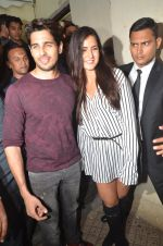 Katrina Kaif, Sidharth Malhotra at Baar Baar Dekho Screening on 8th Sept 2016 (115)_57d29e0ce957f.JPG