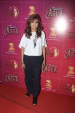 Monali Thakur during the occasion of Bollywood singer Asha Bhosle 83rd birthday in Mumbai, India on September 8, 2016 (1)_57d248ff1e3e6.JPG