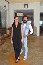 Nargis Fakhri, Riteish Deshmukh snapped for Banjo promotions in Mumbai on 8th Sept 2016 (34)_57d291de3d863.JPG