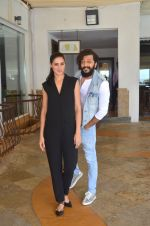 Nargis Fakhri, Riteish Deshmukh snapped for Banjo promotions in Mumbai on 8th Sept 2016 (35)_57d291ac44d3e.JPG