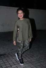 Neha Kakkar at Baar Baar Dekho Screening on 8th Sept 2016 (172)_57d29e3423d68.JPG