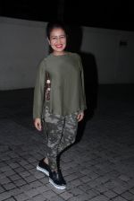 Neha Kakkar at Baar Baar Dekho Screening on 8th Sept 2016 (175)_57d29e394adab.JPG
