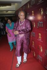 Pandit Hariprasad Chaurasia during the musical concert Timless Asha organised by Zee Classsic on occasion of Bollywood singer Asha Bhosle 83rd birthday in Mumbai, India on September 8, 2016  (_57d249446a016.JPG