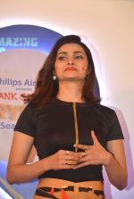 Prachi Desai at the launch of Thank God It_s Fryday 3.0 on 8th Sept 2016 (13)_57d29486cc7fb.JPG