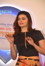 Prachi Desai at the launch of Thank God It_s Fryday 3.0 on 8th Sept 2016 (15)_57d29489f239c.JPG