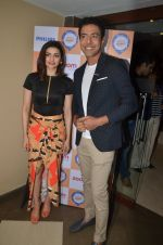 Prachi Desai at the launch of Thank God It_s Fryday 3.0 on 8th Sept 2016 (10)_57d2948421a5f.JPG