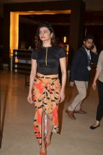 Prachi Desai at the launch of Thank God It_s Fryday 3.0 on 8th Sept 2016 (16)_57d2948b8bf85.JPG