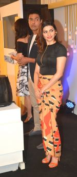 Prachi Desai at the launch of Thank God It_s Fryday 3.0 on 8th Sept 2016 (9)_57d2948245c61.JPG