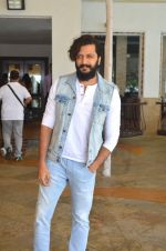Riteish Deshmukh snapped for Banjo promotions in Mumbai on 8th Sept 2016 (38)_57d291ef8dd53.JPG