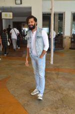Riteish Deshmukh snapped for Banjo promotions in Mumbai on 8th Sept 2016 (45)_57d291fc087c2.JPG