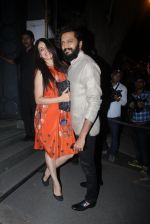 Riteish Deshmukh, Genelia D Souza at Raj Kundra_s birthday in The Korner House on 8th Sept 2016 (212)_57d2963f21f66.JPG