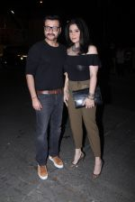 Sanjay Khan at Raj Kundra_s birthday in The Korner House on 8th Sept 2016 (270)_57d2967216c32.JPG