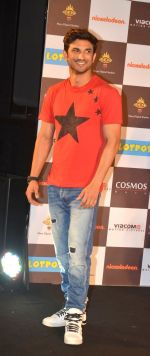 Sushant Singh Rajput supports Motu Patlu 3d film on 8th Sept 2016 (1)_57d292f48f301.JPG