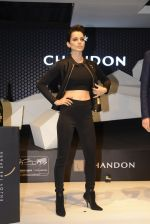 Kangana Ranaut at the unveiling Chandon X McLaren Honda installation in Mumbai on 9th Sept 2016 (10)_57d40e0d424ae.JPG