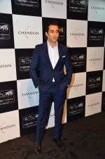 Rahul Khanna at the unveiling Chandon X McLaren Honda installation in Mumbai on 9th Sept 2016 (11)_57d40f2001463.JPG