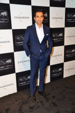 Rahul Khanna at the unveiling Chandon X McLaren Honda installation in Mumbai on 9th Sept 2016 (12)_57d40f2185306.JPG