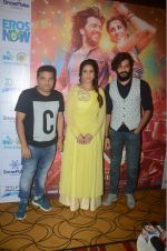 Riteish Deshmukh, Ravi Jadhav, Krishika Lulla at Banjo press meet in Pune on 9th Sept 2016 (78)_57d41688869f0.jpg
