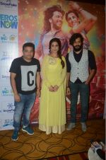 Riteish Deshmukh, Ravi Jadhav, Krishika Lulla at Banjo press meet in Pune on 9th Sept 2016 (79)_57d416587882b.jpg