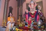 Sophie Choudry at Ganpati mandal on 9th Sept 2016 (43)_57d417f731fff.JPG