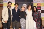 Taapsee Pannu , Kirti Kulhari, Andrea Tariang, Angad Bedi at Pink press meet in Mumbai on 9th Sept 2016 (631)_57d42111c27f3.JPG