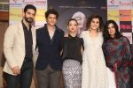 Taapsee Pannu , Kirti Kulhari, Andrea Tariang, Angad Bedi at Pink press meet in Mumbai on 9th Sept 2016 (634)_57d42206e3460.JPG