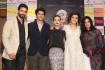 Taapsee Pannu , Kirti Kulhari, Andrea Tariang, Angad Bedi at Pink press meet in Mumbai on 9th Sept 2016 (640)_57d4228493f69.JPG