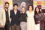 Taapsee Pannu , Kirti Kulhari, Andrea Tariang, Angad Bedi at Pink press meet in Mumbai on 9th Sept 2016 (650)_57d421184a60f.JPG