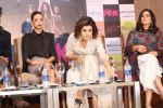 Taapsee Pannu , Kirti Kulhari, Andrea Tariang at Pink press meet in Mumbai on 9th Sept 2016 (533)_57d4210a5d3c1.JPG