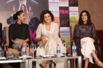 Taapsee Pannu , Kirti Kulhari, Andrea Tariang at Pink press meet in Mumbai on 9th Sept 2016 (537)_57d4210c450db.JPG