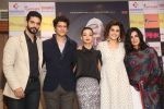 Taapsee Pannu , Kirti Kulhari, Andrea Tariang, Angad Bedi at Pink press meet in Mumbai on 9th Sept 2016 (637)_57d42283d0197.JPG