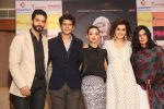 Taapsee Pannu , Kirti Kulhari, Andrea Tariang, Angad Bedi at Pink press meet in Mumbai on 9th Sept 2016 (643)_57d42114c9871.JPG