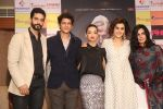 Taapsee Pannu , Kirti Kulhari, Andrea Tariang, Angad Bedi at Pink press meet in Mumbai on 9th Sept 2016 (644)_57d42115d67e8.JPG
