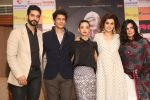 Taapsee Pannu , Kirti Kulhari, Andrea Tariang, Angad Bedi at Pink press meet in Mumbai on 9th Sept 2016 (645)_57d42116c1fca.JPG