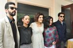 Taapsee Pannu , Kirti Kulhari, Andrea Tariang, Angad Bedi at Pink press meet in Mumbai on 9th Sept 2016 (738)_57d4211ae1ed2.JPG