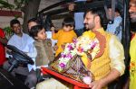Vivek Oberoi Ganpati Visarjan on 9th Sept 2016 (22)_57d40dbb86490.JPG