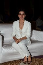 Samantha Ruth Prabhu at Janatha Garage success meet on 10th Sept 2016 (184)_57d504690233c.JPG